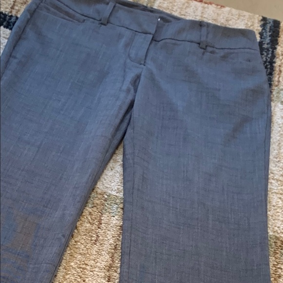 New York & Company Pants - Woman's Slacks Barely Bootcut Pants NY&C Branded